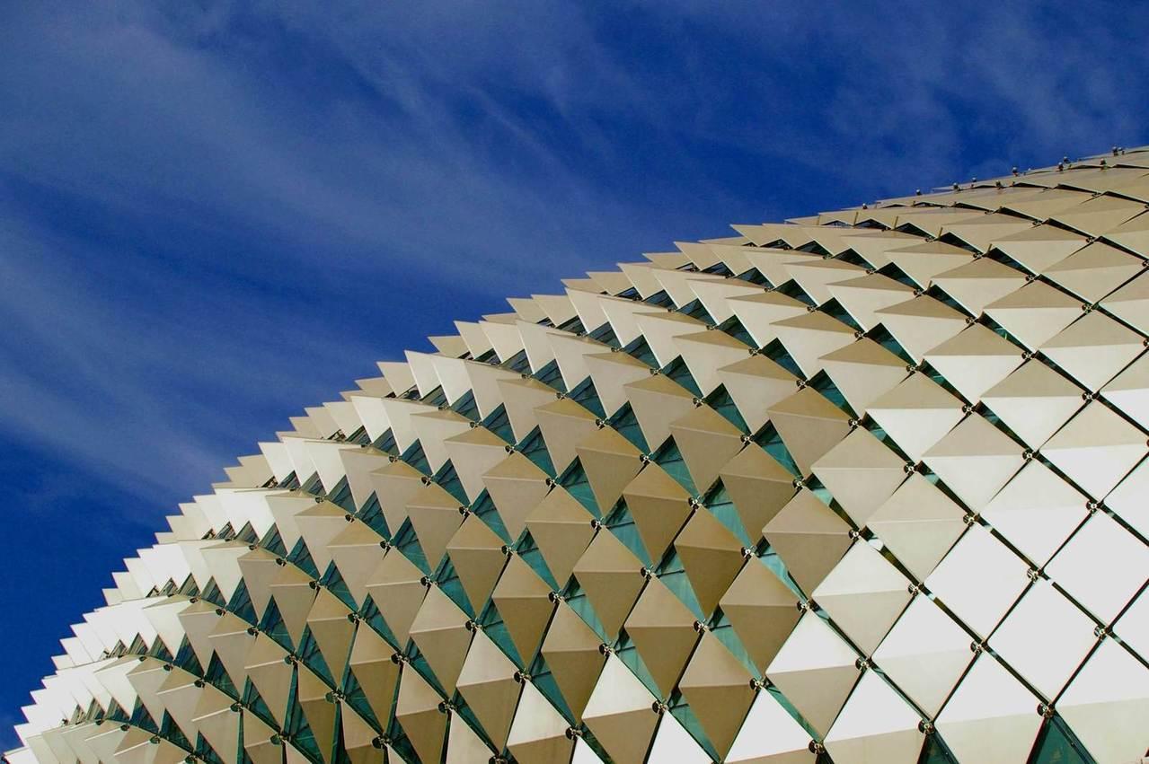 O architekturze międzynarodowej
