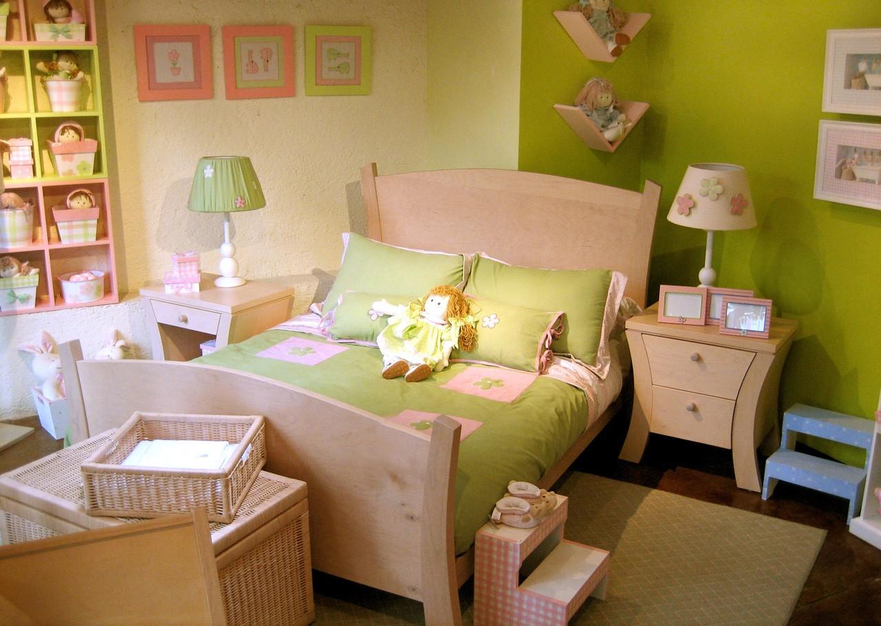 W pokoju dziecka